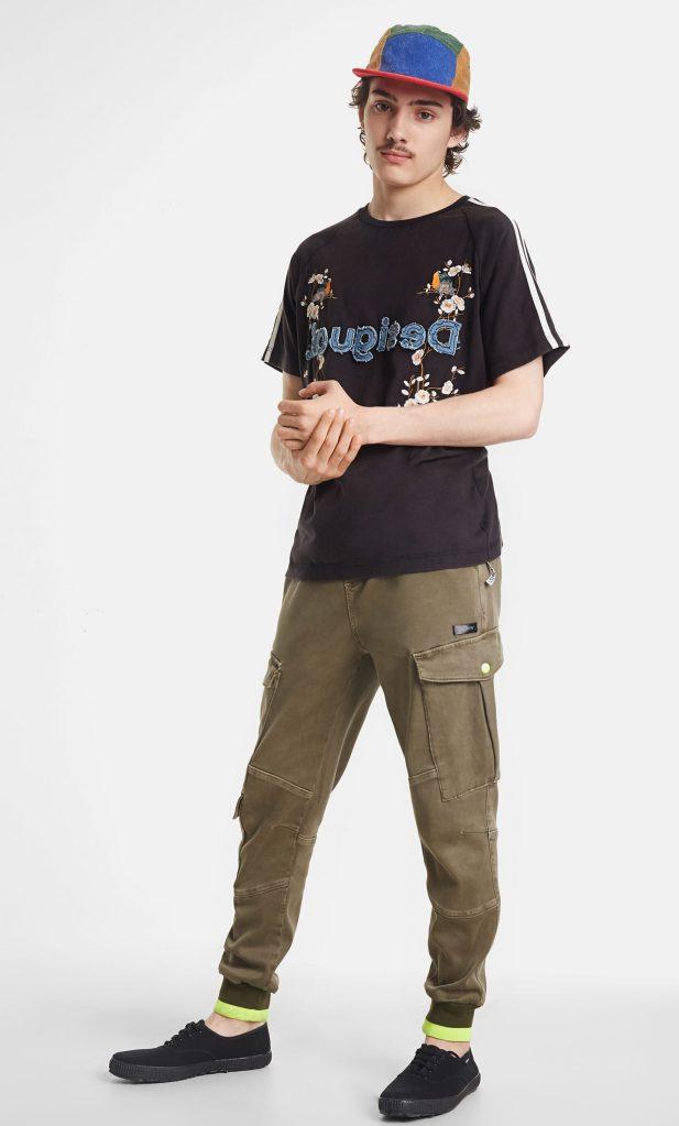 Desigual MALCOM T-shirt SS2020
