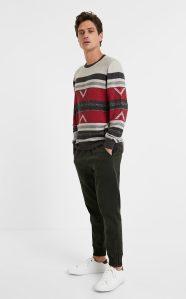 Desigual LANDER knit sweater FW2020