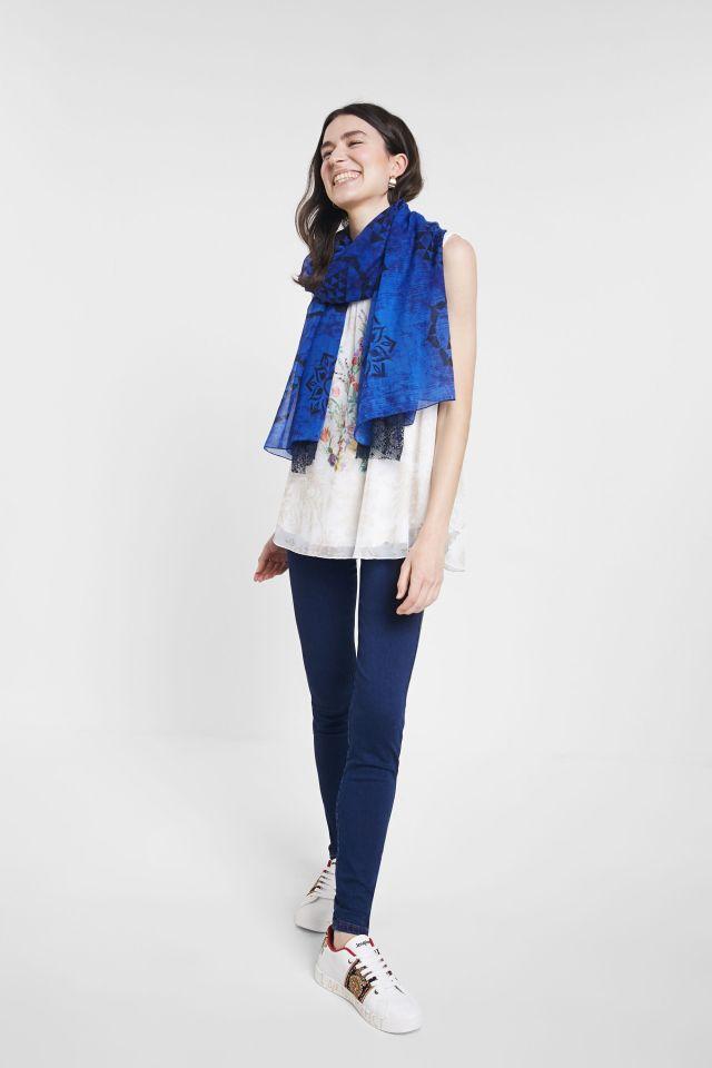 Desigual MISTIRY scarf $65.95 FW2020