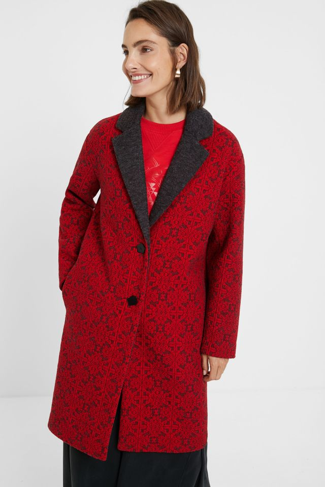Desigual EREN coat. $375.95. Fall-Winter 2020 collection. Inspired by Morocco.