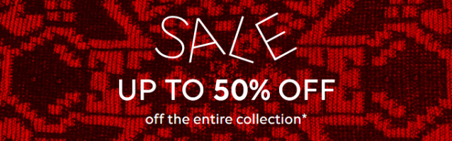 Save up to 50% on our entire Desigual collection at Angel