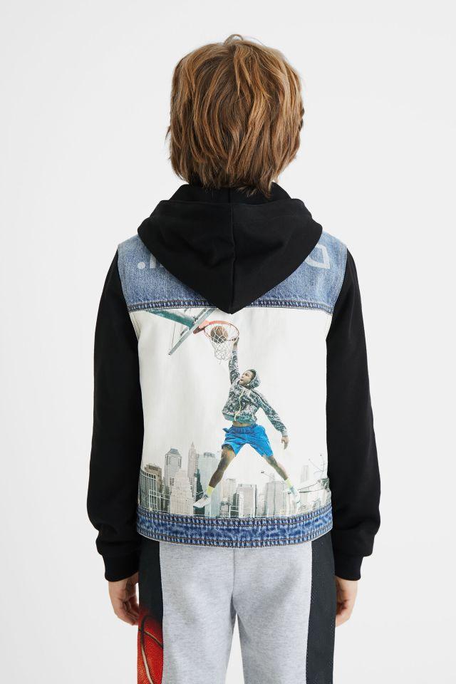 Desigual kids denim jacket Summer 2021