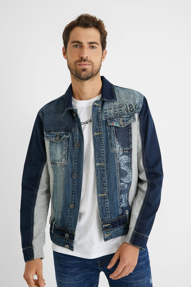 Desigual denim jacket SS2021